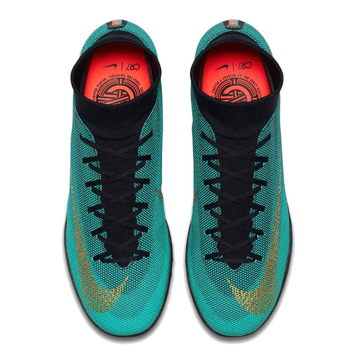 9a150f60c3 Chuteira Society Nike MercurialX Superfly 6 Academy CR7 Masculino