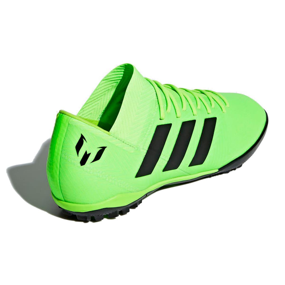 d2826897a Chuteira Society Adidas Nemeziz Messi Tango 18.3 Verde Limão