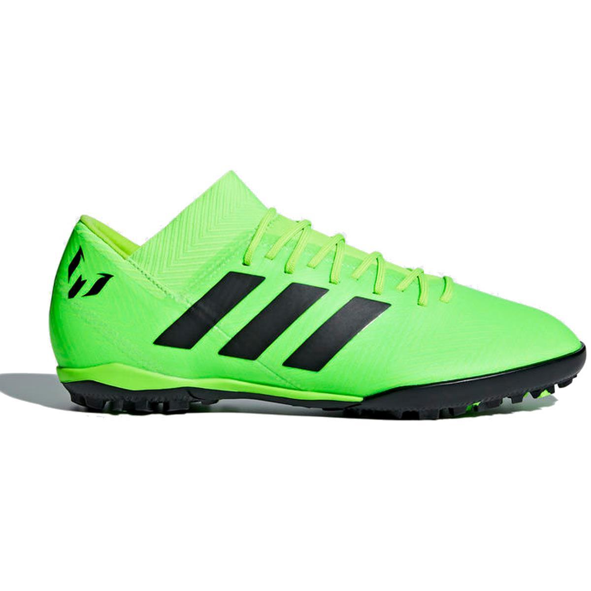 30998ba1ea8 Chuteira Society Adidas Nemeziz Messi Tango 18.3 Verde Limão