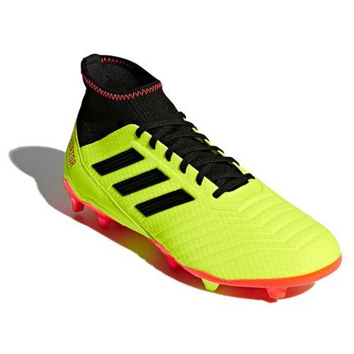 fc9ff0d3db Chuteira Campo Adidas Predator 18.3 Amarela Neon