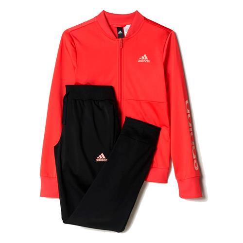 b797015167e Agasalho Adidas para Meninas Infantil Vermelho
