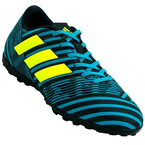 Chuteira Society Adidas Nemeziz 17.4 TF 0f19903a278bd