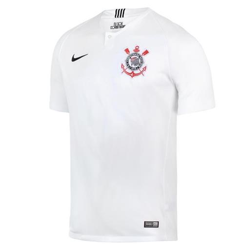 fb20b2345 Camisa Nike Corinthians I 2018 2019 Torcedor Masculina