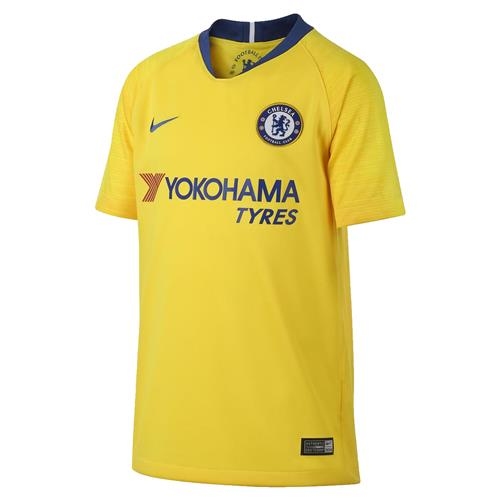 Camisa Nike Chelsea II 2018 2019 Torcedor Infantil 725faf7c655c2