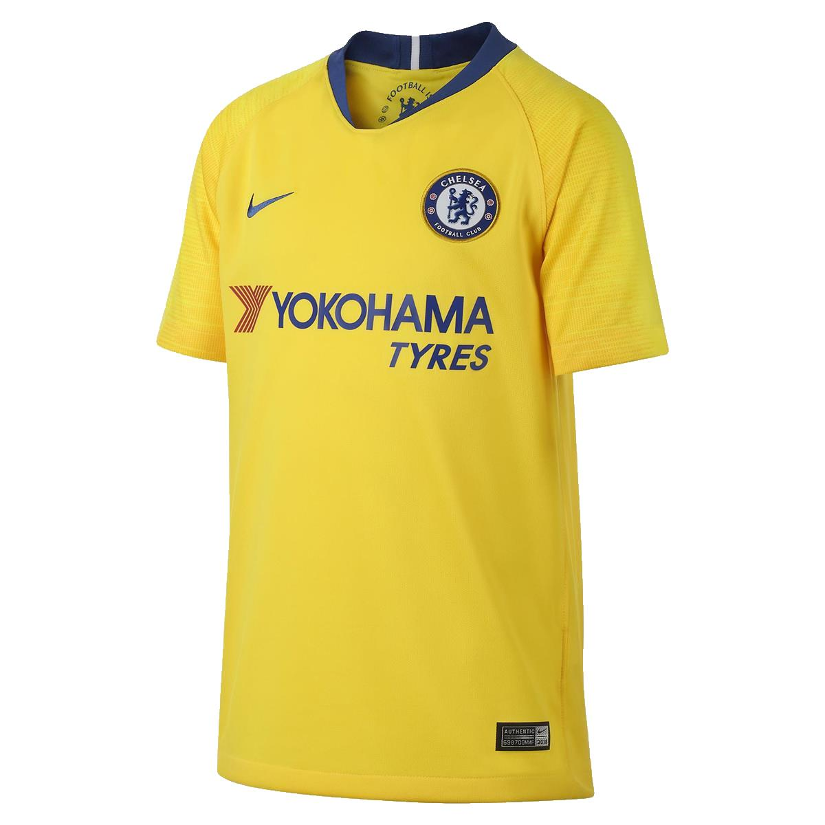 be42081d0 Camisa Nike Chelsea II 2018 2019 Torcedor Infantil