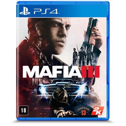 Jogo Mafia Iii - Playstation 4 - 2k Games