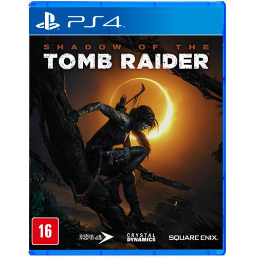 Jogo Shadow Of The Tomb Raider Limited Steelbook Edition - Playstation 4 - Sony