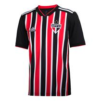 c4b2360bc9854 Camisa Adidas São Paulo II 2018 Infantil