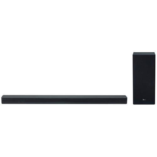 Soundbar LG SK6 2.1 Canais com 360W, Bluetooth e DTS Virtual X