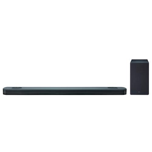 Soundbar LG SK9 5.1.2 Canais com 500W, Dolby Atmos e Wi-Fi