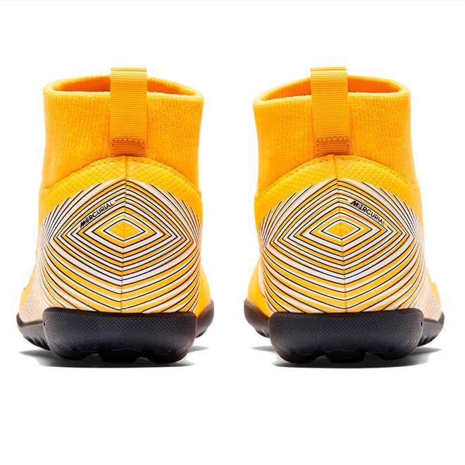 Chuteira Society Nike MercurialX Superfly VI Club Neymar Infantil. Ampliar 75c1bfedba901