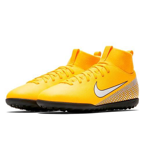 Chuteira Society Nike MercurialX Superfly VI Club Neymar Infantil 882f197a4c4e2