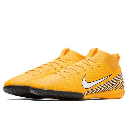 18a941224ee40 Chuteira Futsal Nike MercurialX Superfly Academy Neymar Infantil