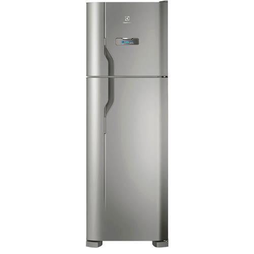 Refrigerador Electrolux DFX41 Inox 371L Frost Free