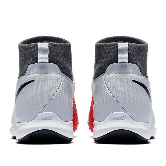 4b8e142329 Chuteira Futsal Nike Phantom Vision Academy Infantil Cinza. Ampliar
