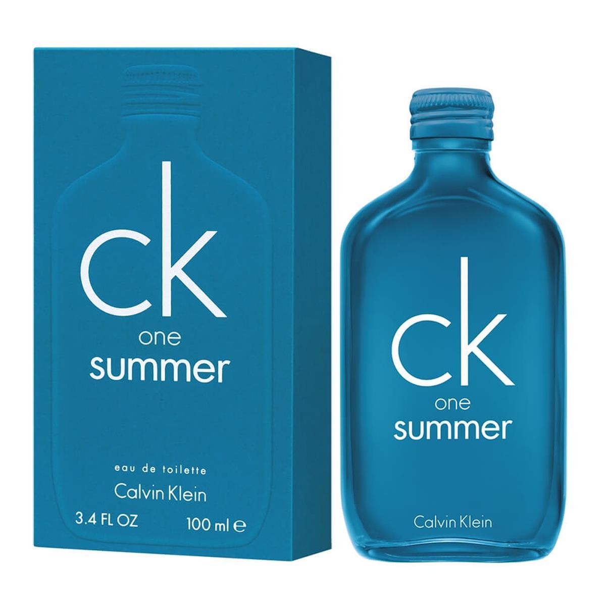 f250efa3d Perfume Calvin Klein CK One Summer 2018 Eau De Toilette