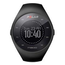 01ddfd95a8736 Relógio Esportivo Polar M200 com GPS e Monitor Cardíaco Preto