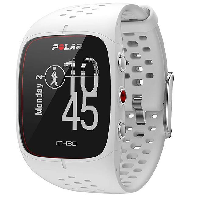 965411ce149 Relógio Esportivo Polar M430 com GPS e Monitor Cardíaco. Ampliar