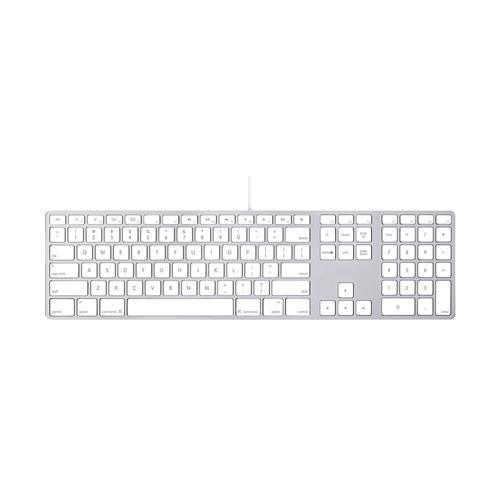 Teclado Apple com fio e teclado numérico MB110BE/B