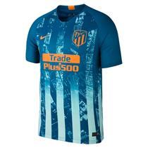 Camisa Nike Atlético de Madrid III 2018 19 Torcedor Masculina XGG adaecf2dd062c