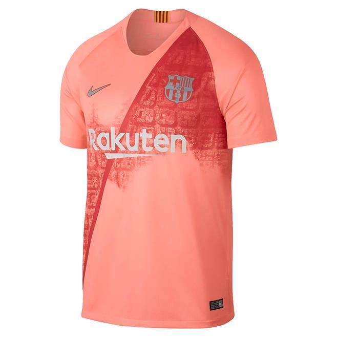 30a66639a Camisa Nike Barcelona III 2018 19 Torcedor Masculina. Ampliar