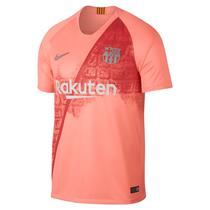 c6e98a03b40ce Camisa Nike Barcelona III 2018 19 Torcedor Masculina M