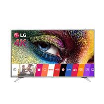 Smart TV LED 4K LG UH6500 com Wi-Fi, HDR Pro, Conversor Digital, USB e Netflix