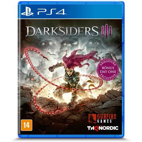 Jogo Darksiders Iii - Playstation 4 - Thq