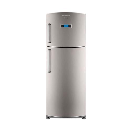 Refrigerador Brastemp Gourmand Frost Free Inox 432 litros 127V