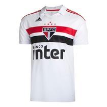 f58d06c03ecbe Camisa Adidas São Paulo I 2018 19 Masculina M