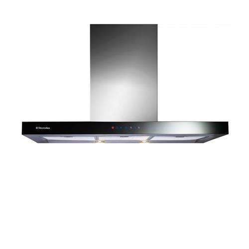 Coifa de Parede Electrolux Blue Touch Inox 90 cm e Painel Digital 127V