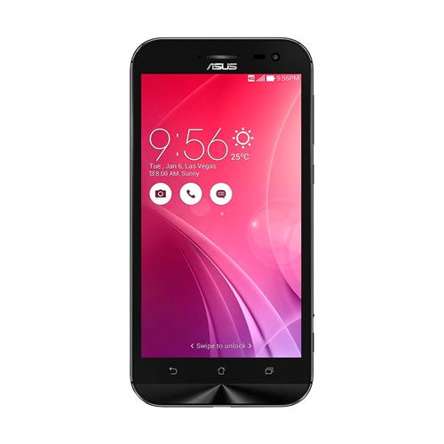 """Smartphone Asus Zenfone Zoom Preto com Tela de 5.5"""", 4G, 64GB, Câmera 13MP + Frontal 5MP e Android 5.0"""