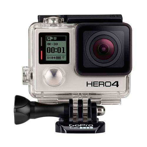Câmera Filmadora GoPro Hero 4 Black Edition 4K, 12MP, Bluetooth e Wi-Fi