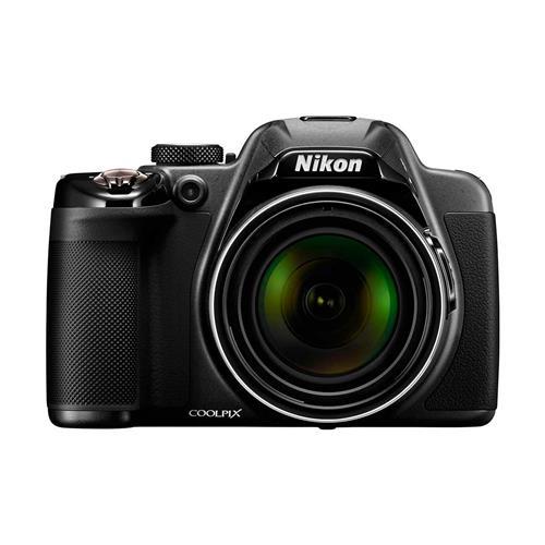 Câmera Digital Nikon Coolpix P530 Preta Full HD 16,1MP Zoom Ótico 42x