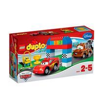 LEGO Duplo Disney Pixar Carros Corrida Clássica 29 peças 10600