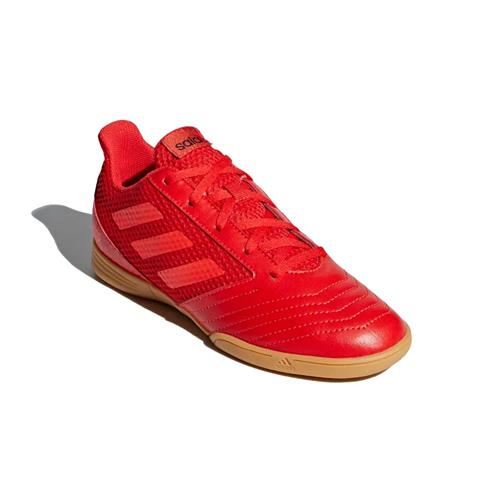 Chuteira Infantil Adidas Predator 19.4 Futsal 93762e82eb523