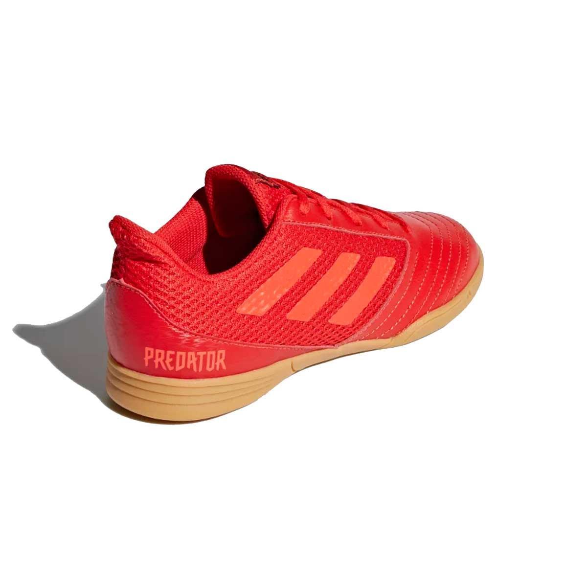 Chuteira Infantil Adidas Predator 19.4 Futsal 30693fecfb1e0