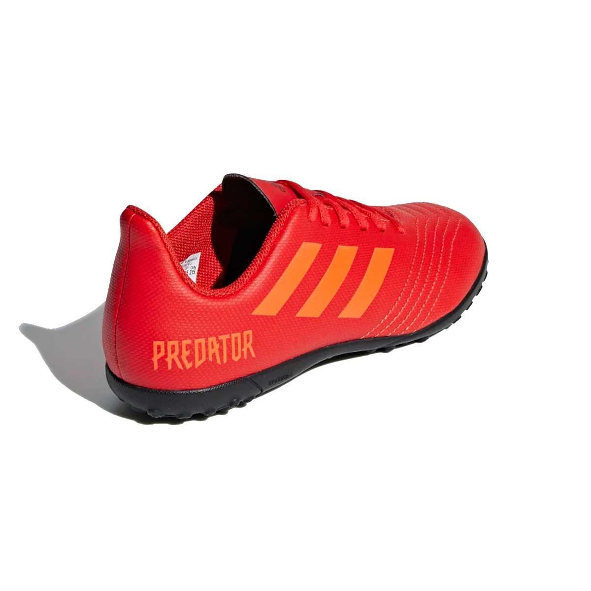 Chuteira Infantil Adidas Predator 19.4 Society 3b832f975fdc0