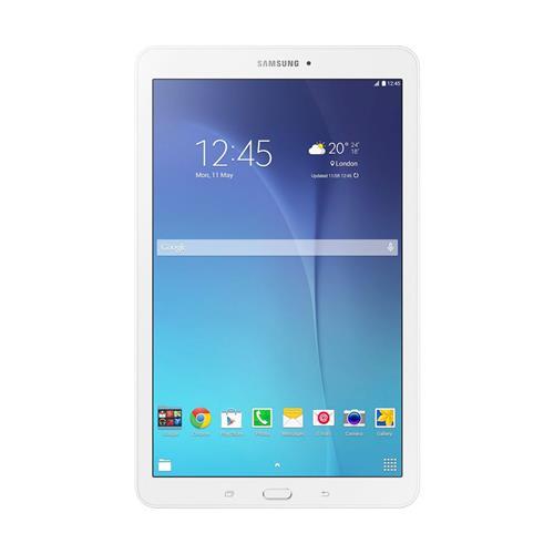"""Tablet Samsung Galaxy Tab E com Tela de 9,6"""", 3G, Wi-Fi, 8GB, Câmera 5MP + Frontal 2MP e Android"""