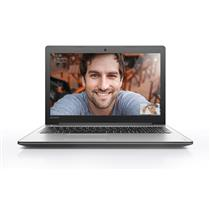 "Notebook Lenovo Ideapad 310 Prata 15.6"", 4GB, 1TB, Windows 10 e Intel Core i3 80UH0001BR"