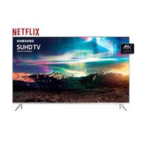 Smart TV LED 4K Samsung KS7000 com Wi-Fi, HDR 1000 e Motion Rate 240