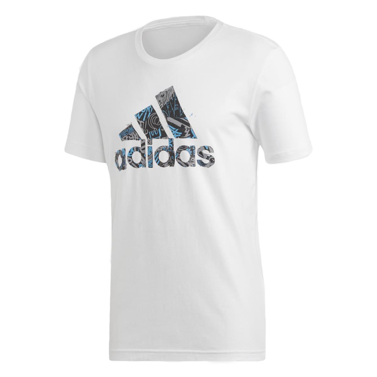 Camiseta Com Arte Adidas Must Haves Badge Of Sport Masculina e4e3aabadb020
