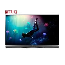 "Smart TV 3D 65"" OLED 4K LG OLED65E6P com Wi-Fi, HDR 10, Dolby Vision e 4K Upscaler"