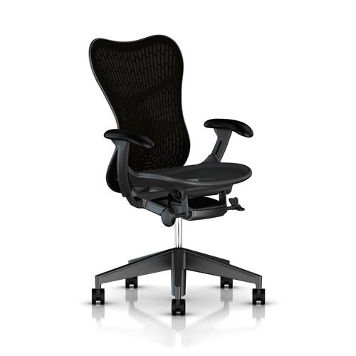 Cadeira Herman Miller Mirra 2 Completa