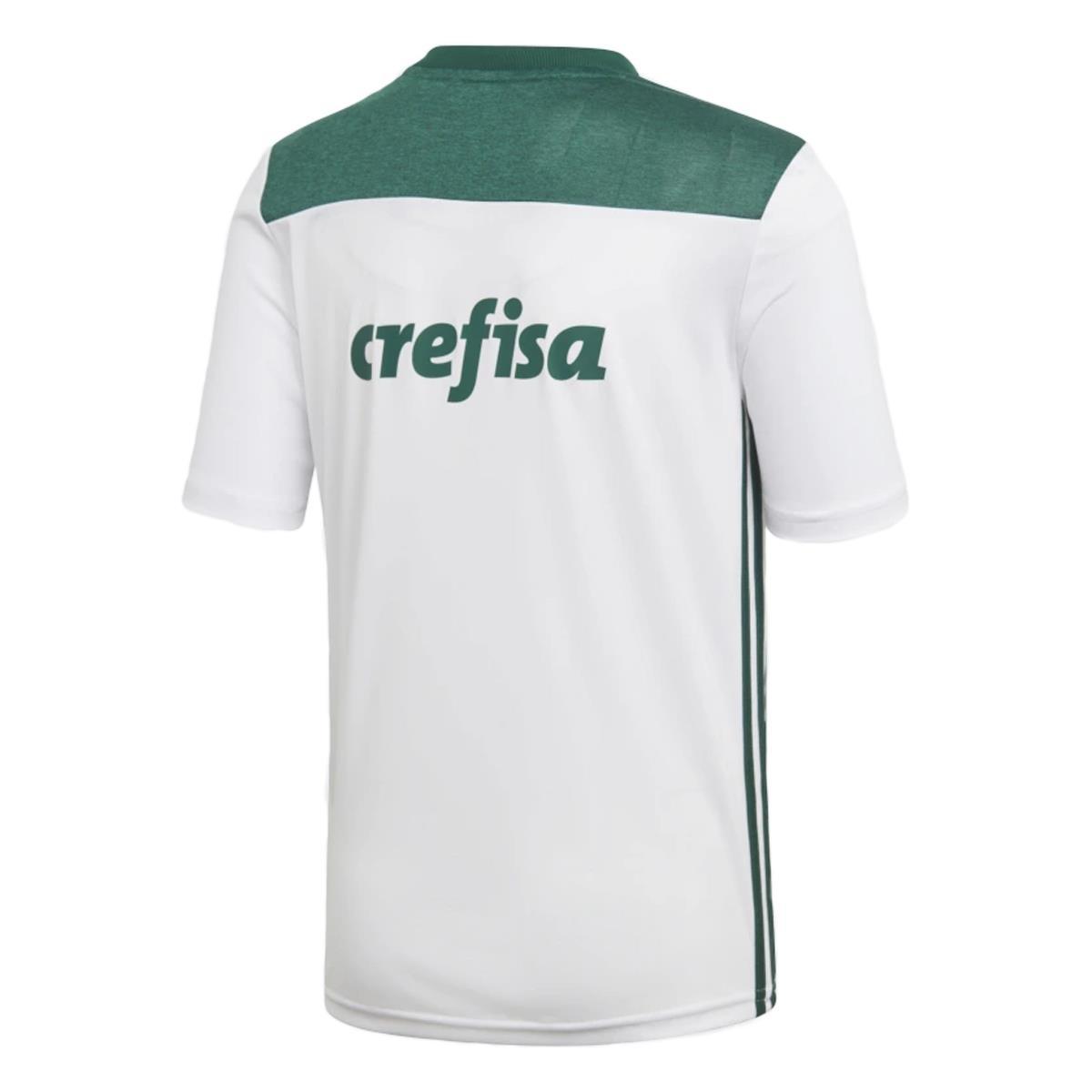 befa8739ce Camisa Adidas Palmeiras II 2018 Infantil