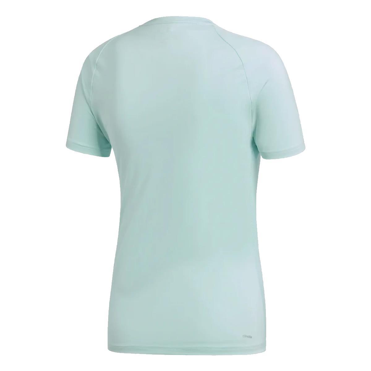 f99b80c553b Camiseta Adidas D2M 3-Stripes Feminina