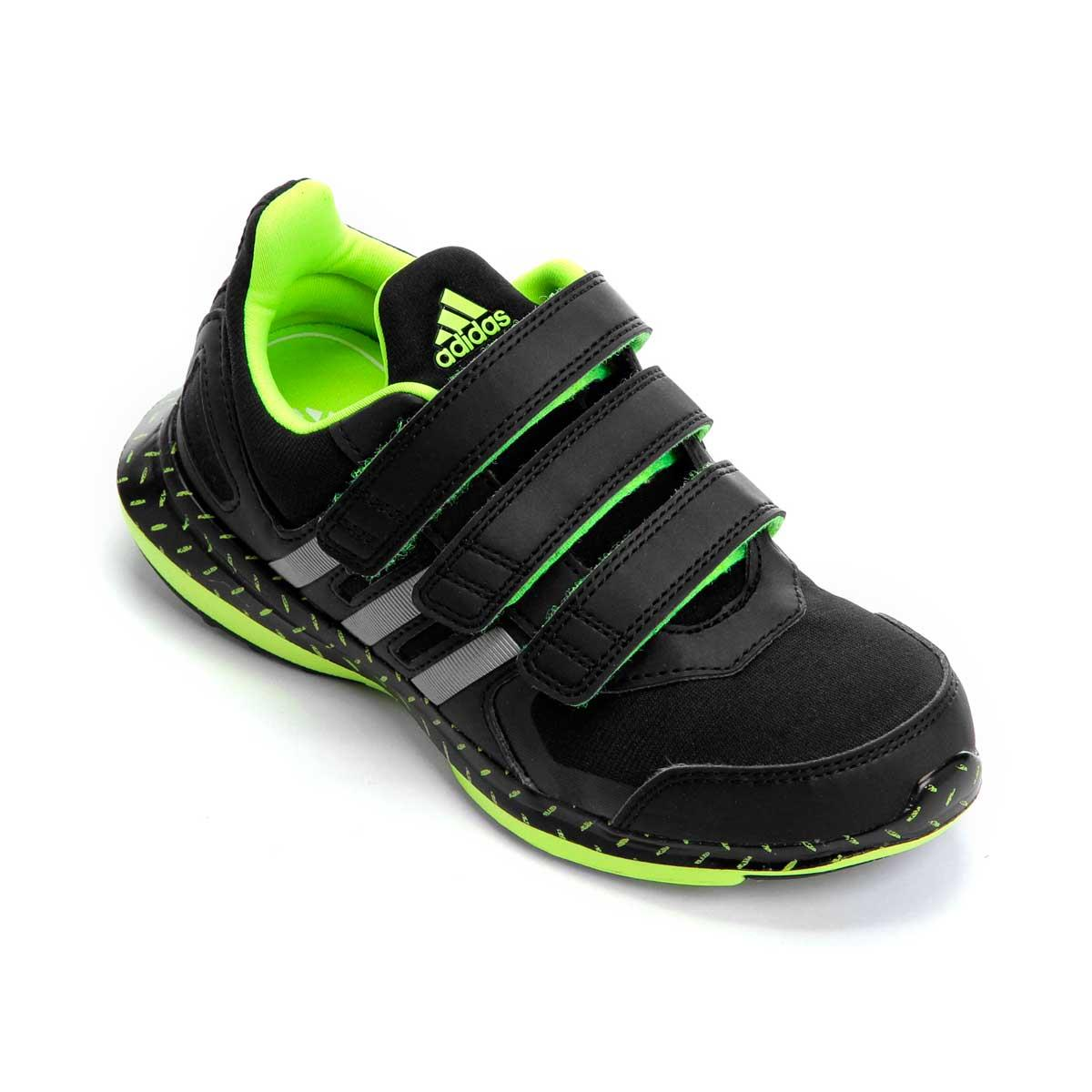1f0912eab54 Tênis Adidas Hyperfast 2 Cf K Infantil