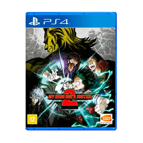 Jogo My Hero Ones Justice 2 - Playstation 4 - Bandai Namco Games