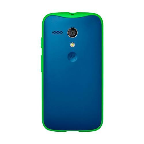 Capa Grip Shell para Motorola Moto G 1ª Geração