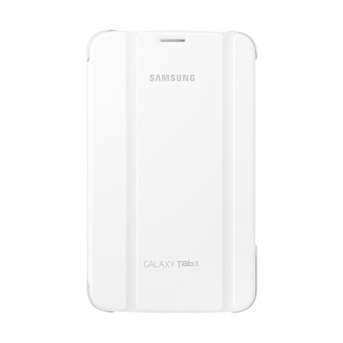 """Capa Protetora Samsung Branca Dobrável com Suporte para Galaxy Tab III 7"""""""